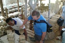 Kerajinan Keramik dan Olahan Tempe di Kota Malang Mulai Diburu Wisman