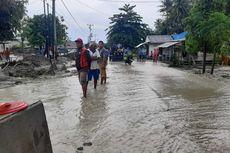 Banjir Bandang disertai Lumpur di Kabupaten Sigi, 899 Jiwa Mengungsi
