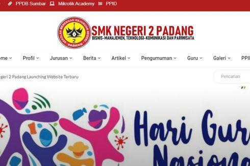 Mengenal SMKN 2 Padang yang Kini Jadi Polemik