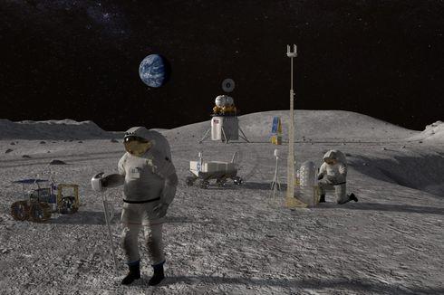 Ilmuwan: Misi ke Bulan Jangan Ditunda, Apa Alasannya?