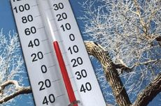 Suhu Dingin Landa NTT, di Kabupaten Manggarai sampai 13 Derajat Celcius