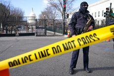 Keamanan di Gedung Capitol Siaga Tinggi Jaga Sidang Pemakzulan Trump