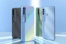 Spesifikasi Tecno Spark 7 Pro, Ponsel Anak Muda Harga Rp 1 Jutaan
