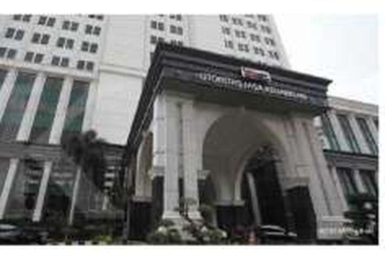 Gedung Otoritas Jasa Keuangan (OJK)