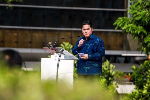Erick Thohir Mau Gabungkan Bank Syariah BUMN pada Awal 2021