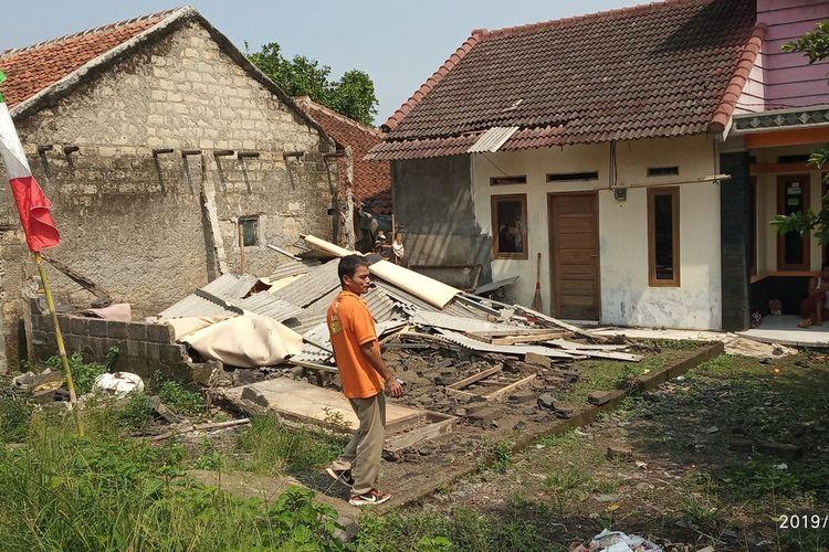 Badan Penanggulangan Bencana Daerah (BPBD) Kabupaten Bogor mencatat selama tanggal 6 sampai 9 Desember 2019, telah terjadi angin puting beliung, banjir bandang hingga tanah longsor.