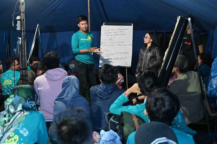 Communication Director Djarum Foundation, Mutiara Asmara mengatakan, Siap Darling diharapkan menjadi wadah para generasi milenial untuk mencintai lingkungan dengan caranya masing-masing.