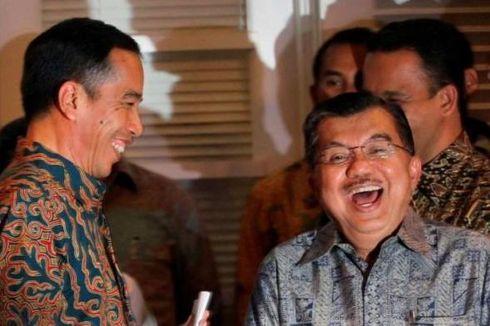 Jokowi Ajak Prabowo
