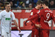 Hasil Bundesliga Pekan Ke-21, 12-14 Februari 2016