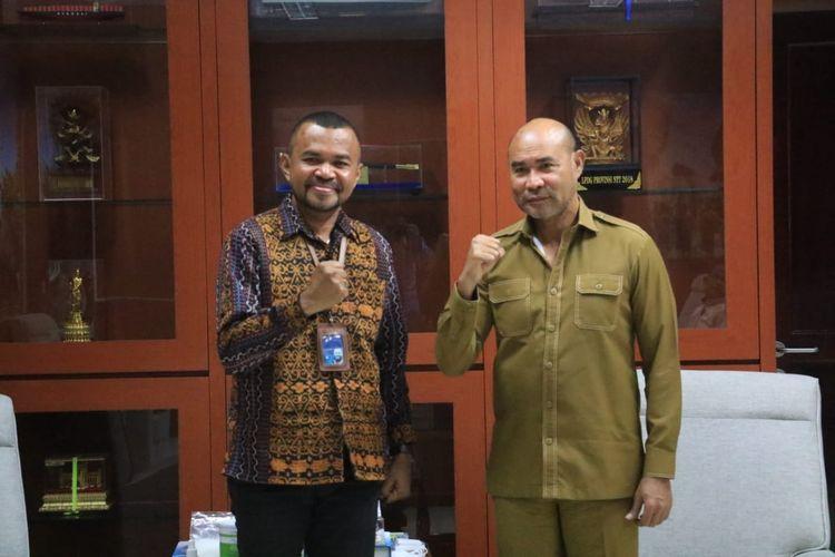 Gubernur NTT Viktor Bungtilu Laiskodat mendorong PT Pelabuhan Indonesia III (Persero) Cabang Tenau Kupang berkomitmen mengembangkan pelabuhan Tenau Kupang menjadi salah satu pelabuhan favorit dan modern.