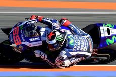 Lorenzo Makin Tajam pada Latihan Kedua GP Valencia