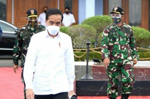 Jokowi Janjikan Beras Petani Akan Diserap Bulog