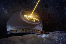 Mengenal Thirty Meter Telescope yang Diprotes