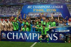 Tersangkut Skandal, Juara Liga Champions Asia Dihukum