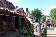 325 Rumah di Demak Rusak Diterjang Puting Beliung, 5 Roboh