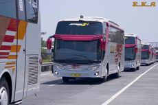 Harga Tiket Bus AKAP Kelas Patas Surabaya-Yogyakarta