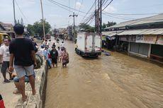 Simpang Mampang Sering Banjir, Wawalkot Depok: Karena Warga Masih Buang Sampah ke Kali