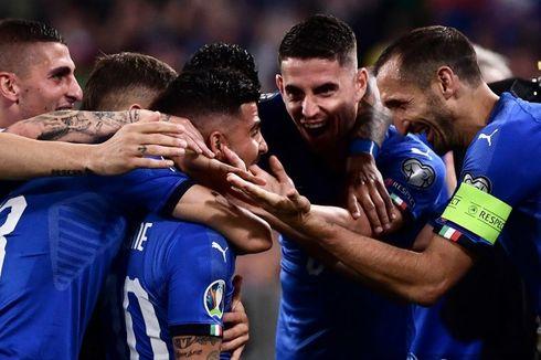 Jadwal Pertandingan Kualifikasi Euro 2020, Malam Ini Italia dan Spanyol Main
