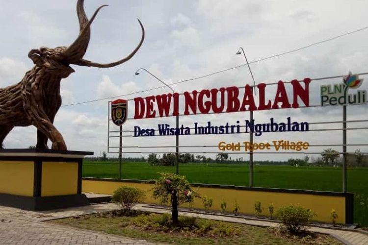 Tempat wisata bernama Desa Wisata Ngubalan di Kabupaten Ngawi, Jawa Timur (https://banjarbanggi.ngawikab.id/).