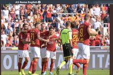 AS Roma Vs Cagliari Imbang, Kesialan Berkali-kali Tim Serigala