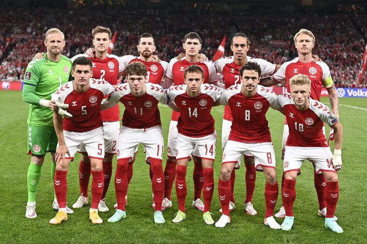 Timnas Denmark mencatatkan kemenangan besar 5-0 atas Israel pada laga Grup F Kualifikasi Piala Dunia 2022 di Kopenhagen pada Kamis (9/9/2021) dini hari WIB.