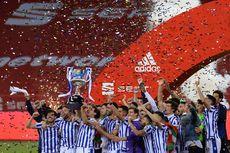 Real Sociedad Juara Copa del Rey 2020, Akhiri Puasa Gelar 34 Tahun