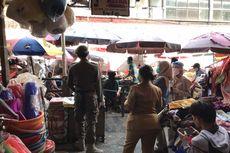 Peringatkan Pedagang Pasar Kebayoran Lama, Satpol PP: Kalau Enggak Pakai Masker Nanti Pasar Ditutup