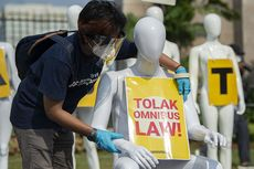 Survei SMRC: 74 Persen Masyarakat Belum Tahu Ada RUU Cipta Kerja
