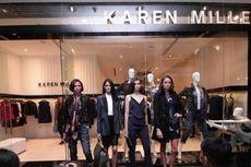 Kolaborasi Nuansa Feminin dan Maskulin pada Koleksi Anyar Karen Millen