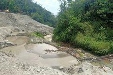 Limbah Proyek Kereta Cepat Jakarta-Bandung Cemari Sungai Cileuleuy, 6 Kampung Terdampak