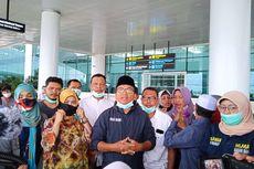 Calon Gubernur Kalsel Denny Indrayana Terinfeksi Covid-19