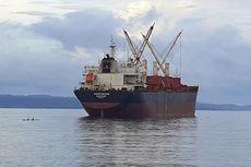 WIKA Ekspor Aspal Buton 50.000 Ton ke China