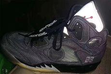 Sneaker Air Jordan 5 x Off-White, Kreasi Kolaborasi