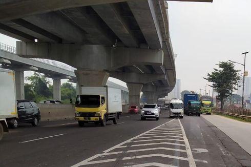 Pengusaha Truk Protes Kenaikan Tarif Terintegrasi Tol Jakarta-Cikampek