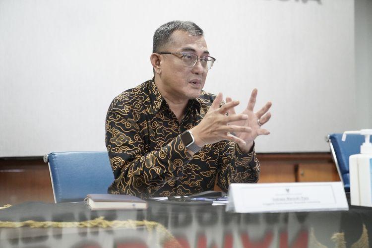 Anggota Ombudsman, Indraza Marzuki Rais