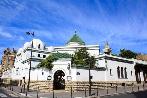 Sejarah Masjid Tertua di Paris, Penghormatan untuk Pejuang Muslim