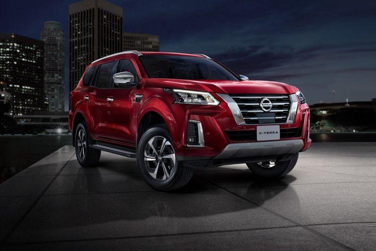 Nissan Terra model baru resmi diluncurkan untuk pasar Timur Tengah pada November 2020.