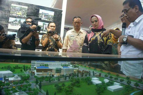 Pembangunan RS Paru dari Cukai Rokok di Karawang Ditargetkan Rampung Juli 2019