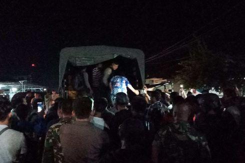 Buntut Insiden Penusukan Bapak dan Anak, Puluhan Warga Selapan Dievakuasi