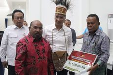 Pulihkan Papua dan Papua Barat, Kemensos Kucurkan Bantuan Rp 7,3 Miliar