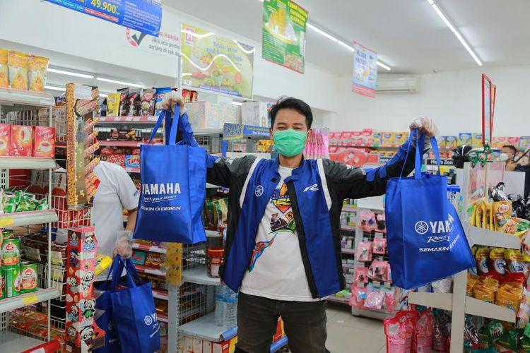 Yamaha mengajak media bersama komunitas dan konsumen Yamaha Gear 125 untuk mengikuti acara