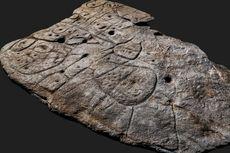 Berusia 4.000 Tahun, Ini Peta 3D Tertua yang Ditemukan di Perancis