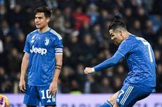 Rekor Buruk Tendangan Bebas Cristiano Ronaldo Bersama Juventus