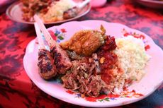 Makan Murah di Bali, Yuk Jajan ke Pasar Senggol