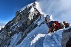 Kenapa Ratusan Pendaki Tewas di Zona Kematian Menuju Puncak Everest?