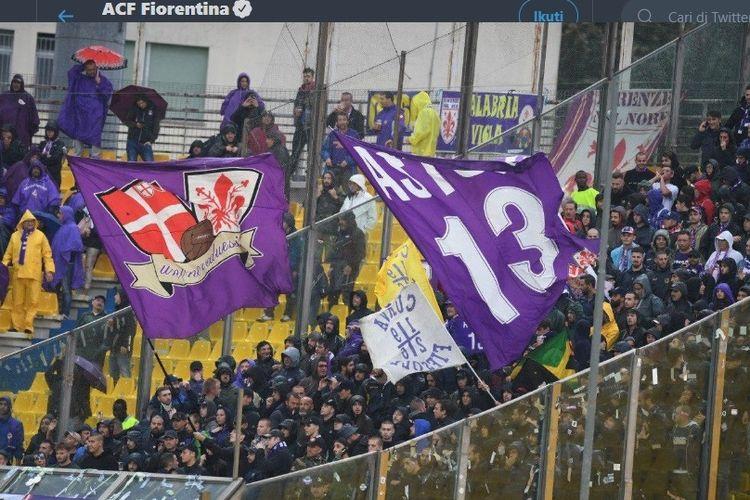 Pendukung atau Ultras Fiorentina