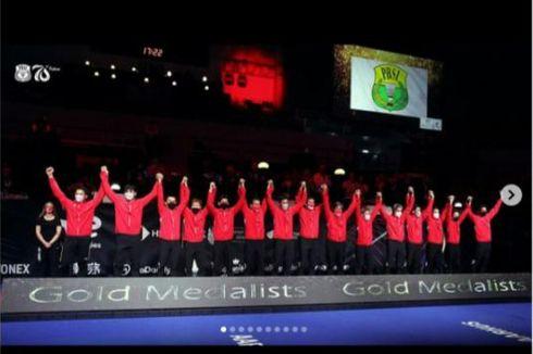 Kronologi Indonesia Tak Bisa Kibarkan Merah Putih di Piala Thomas 2020