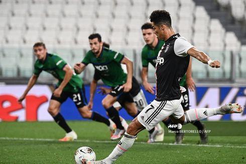 Juventus Vs Atalanta, Maurizio Sarri Puji Kemampuan Cristiano Ronaldo Atasi Tekanan