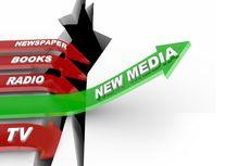 Akankah TV Bernasib Sama dengan Koran dan Majalah?
