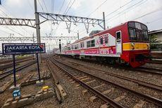 KRL Bogor-Jakarta Kota Terlambat karena Ada Pemeriksaan Kereta di Stasiun Pasar Minggu